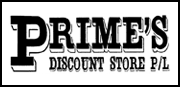 Primes Discount Store