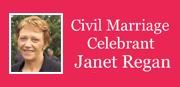 Janet Regan Civil Marriage Celebrant